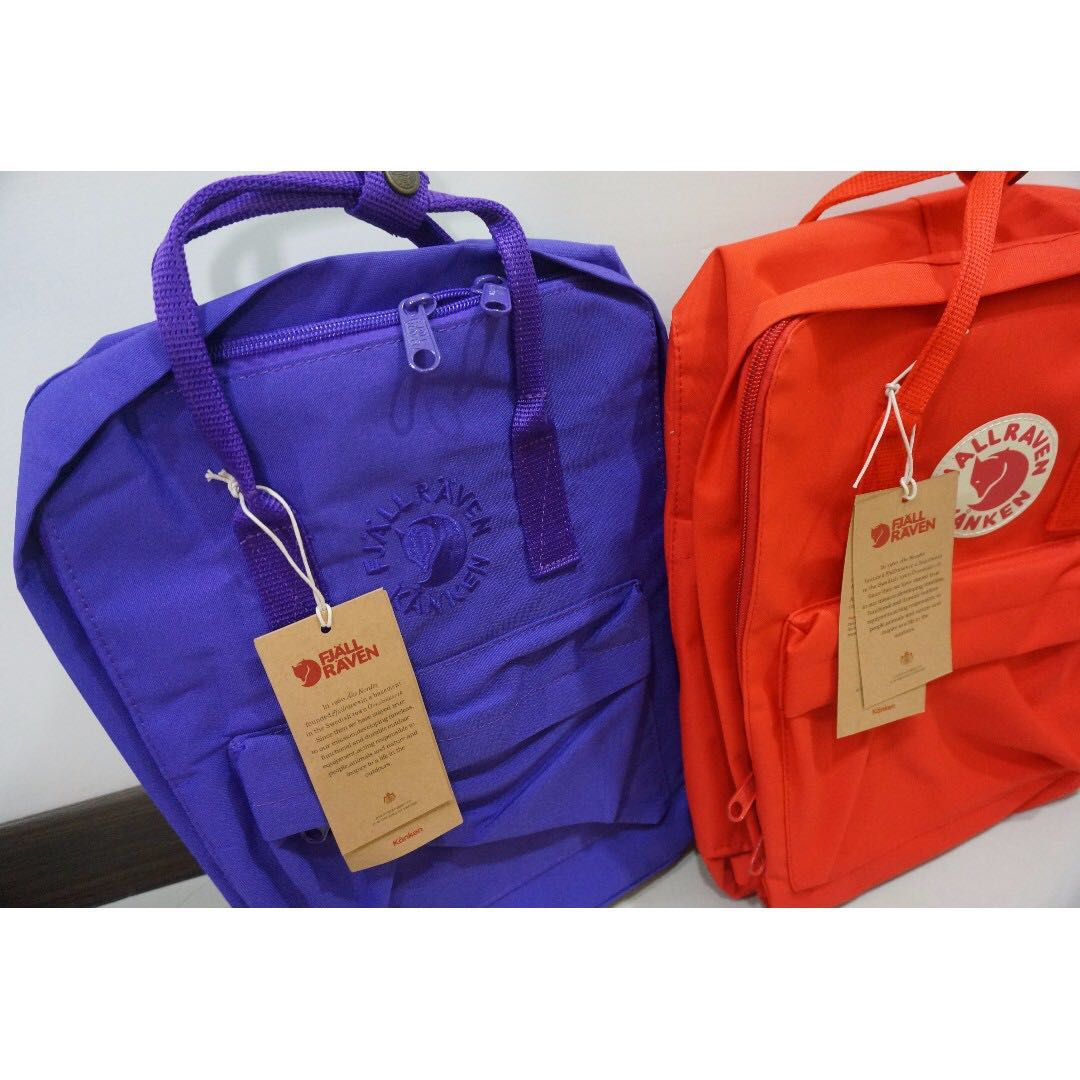 Kånken Classic  紫色後背包