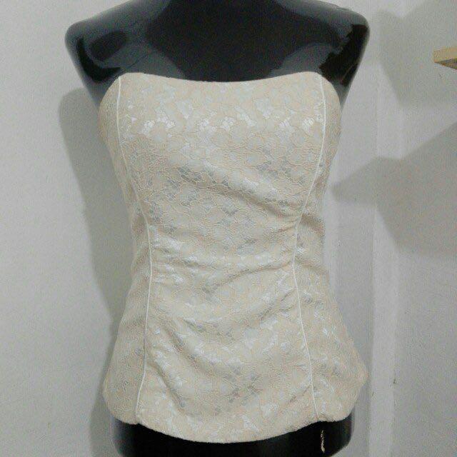 Lace Corset (Tube Top)