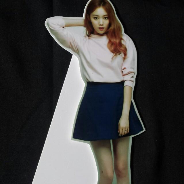 Lee Sung Kyung Mini Standee