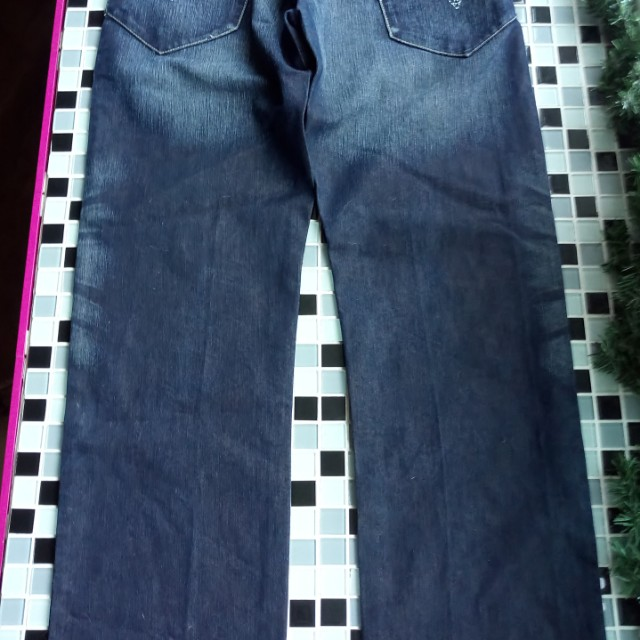 Levi's直筒牛仔褲
