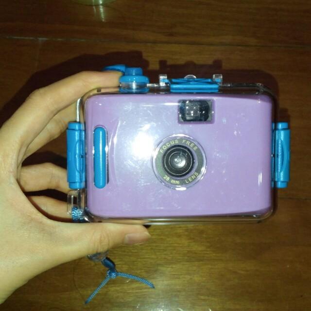 LOMO Aquapix Underwater Camera