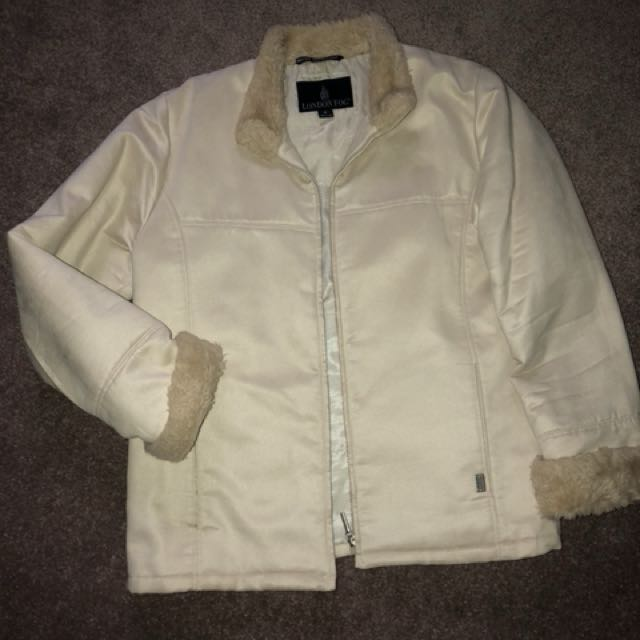 London fog jacket size M