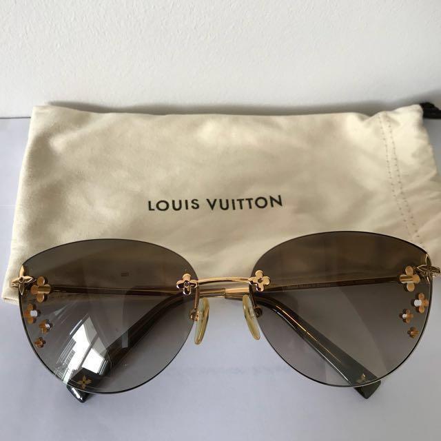 0dc3ec32d7bf Louis Vuitton Sunglasses
