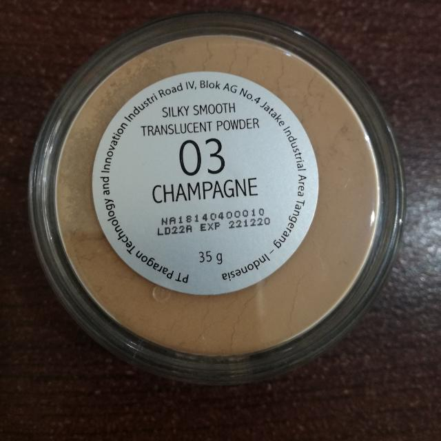Make over powder No.03 boleh barter No.02 #bedak tabur
