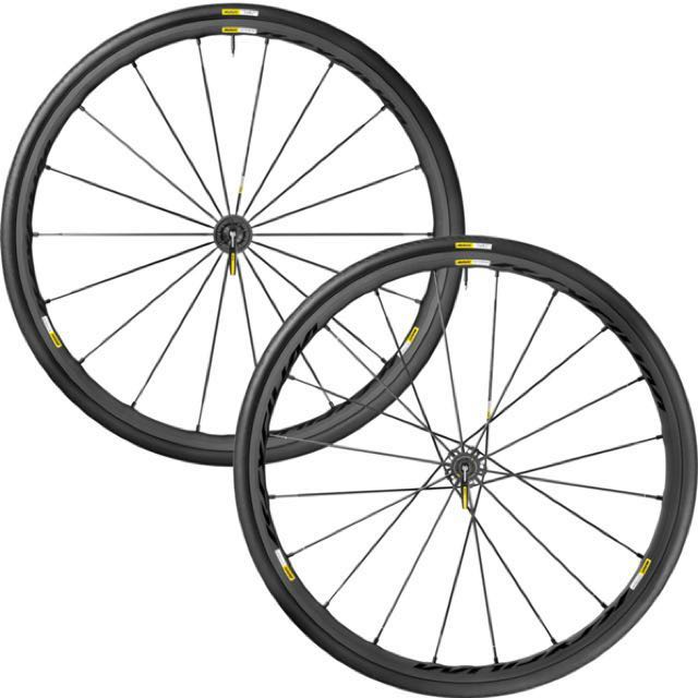 MAVIC KSYRIUM PRO EXALITH SL WHEELSET, Bicycles & PMDs