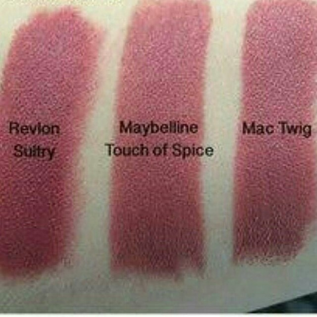 Maybelline touch of spice