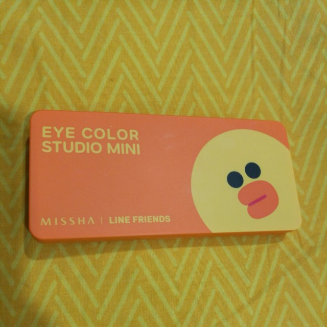 Missha Eye Color Studio Mini