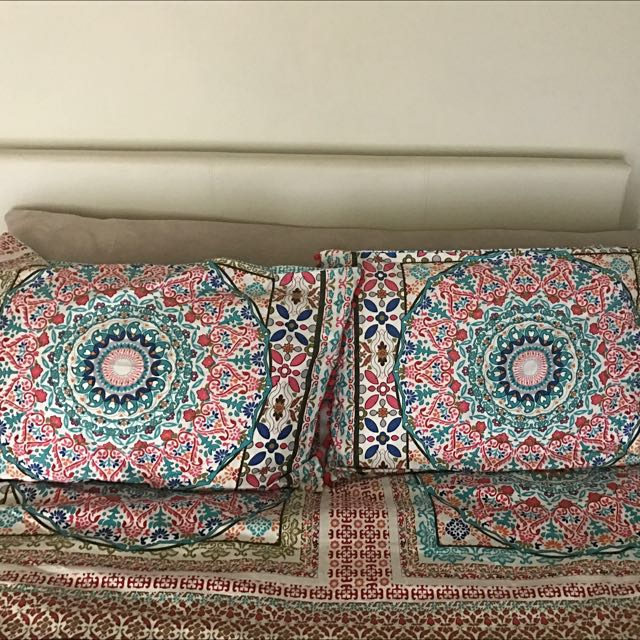 Morgan And Finch Pillow Cases
