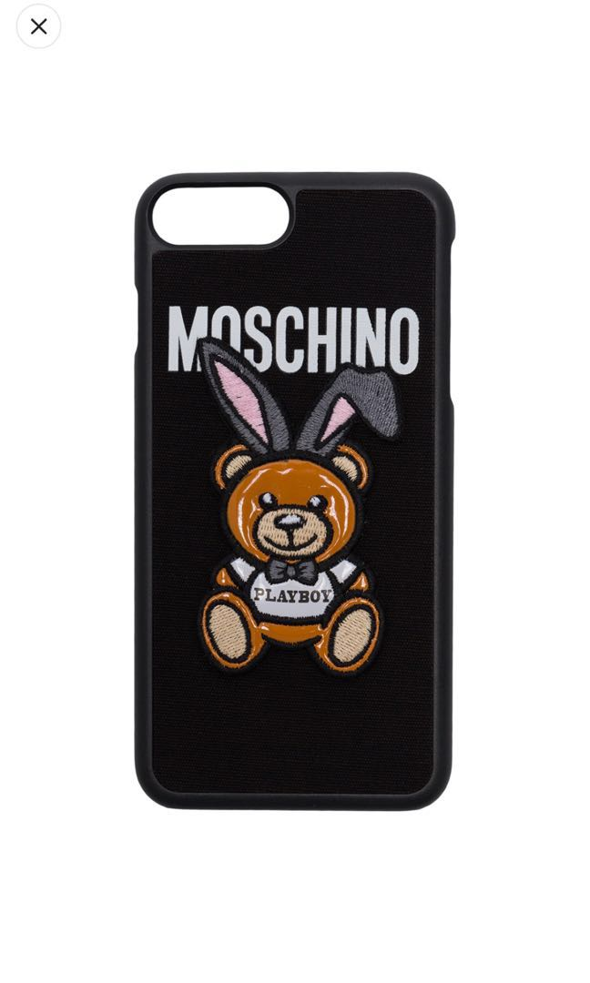 new concept 8825f ef163 Moschino Playboy iPhone 7/8 PLUS Case