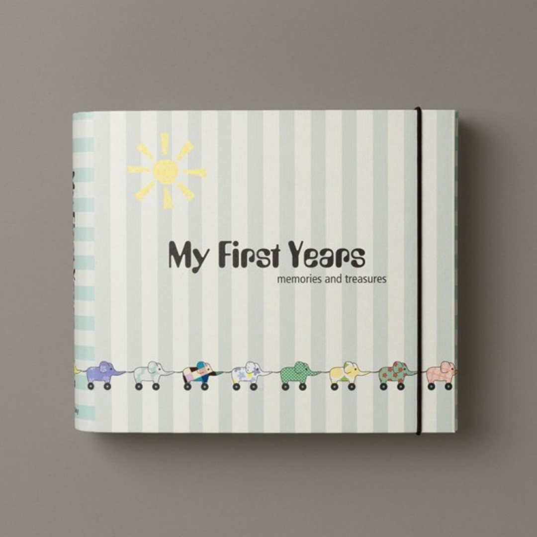 My First Year Baby Album Unisex Babies Kids On Carousell