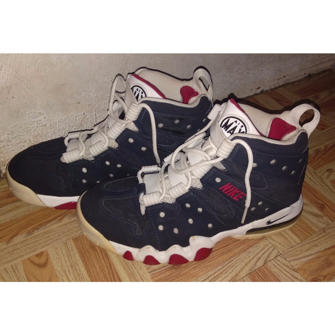 Nike Air Max Basketball Shoes, Men's Fashion, Footwear on Carousell