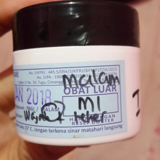 NMW Skin Care Krim M1