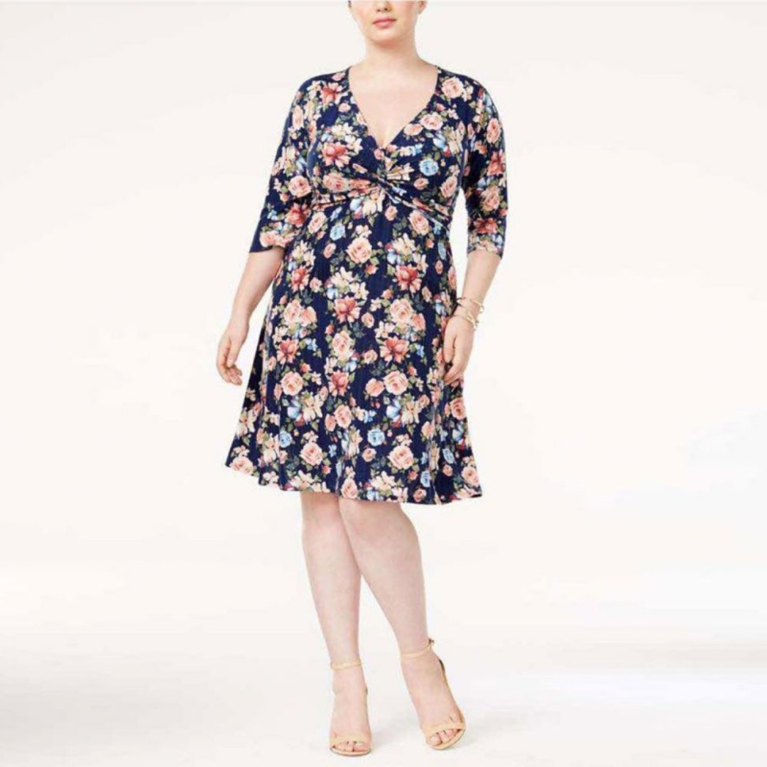 ONHAND Plus Size Dress