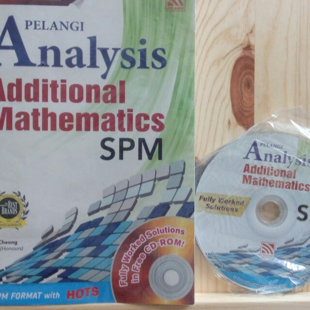 PELANGI- Add Math FULL SOLUTION!!!! #20under