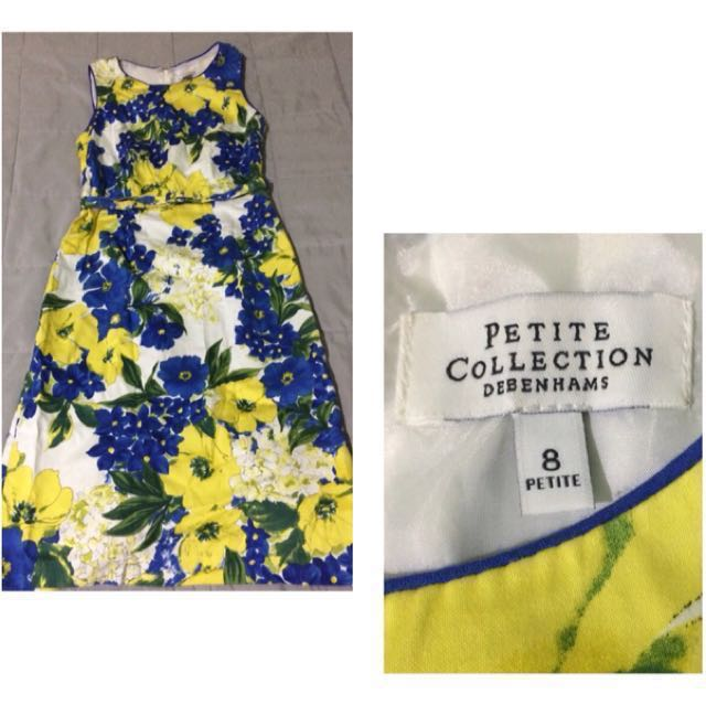 Petite Collection Dress (S)