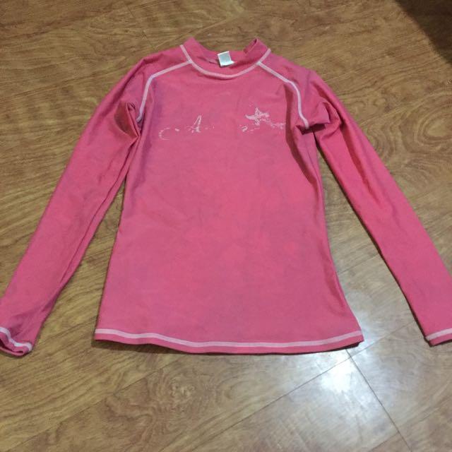 Pink Rashguard