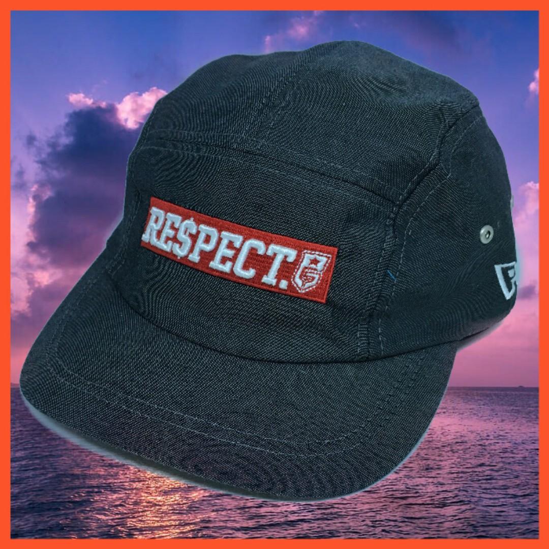 PLAYAZ GEAR RESPECT 五分帽 五分割帽 灰