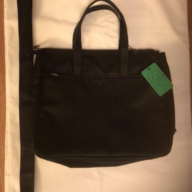 Prada Nylon Bag Brand New with Tag
