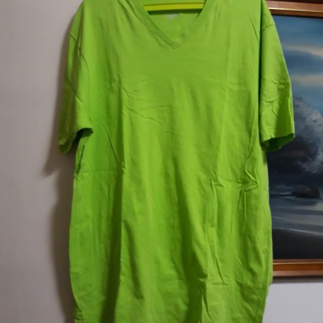 Bagsak PRESYO!!! PreLoved Unisex VNeck Tshirt (Puritan Brand)