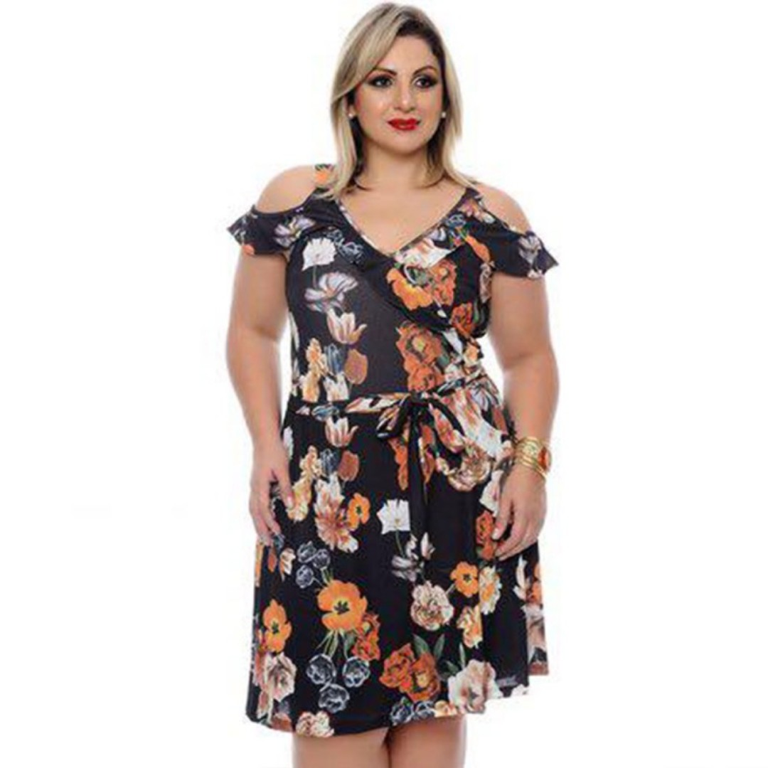 PREORDER Plus Size Dress