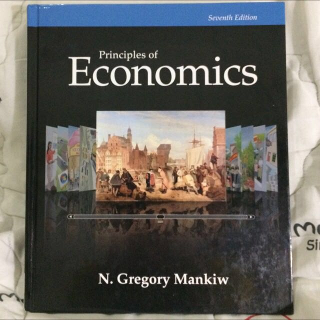 PRINCIPLES OF ECONOMICS, 7e, N.Gregory Mankiw,