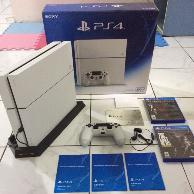PS4 second CUH 1206