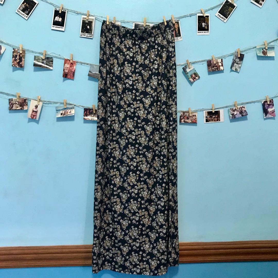 Pull & Bear Maxi Skirt