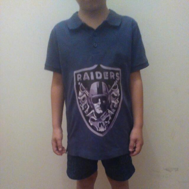 Raiders Kids T-shirt