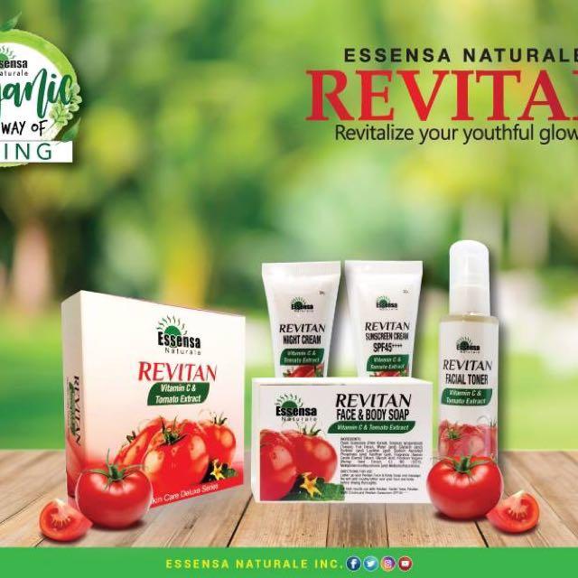 Revitan Skin Care Set