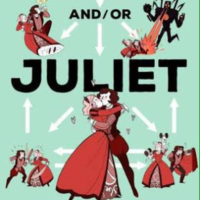 Romeo and / or Juliet: a chooseable path adventure