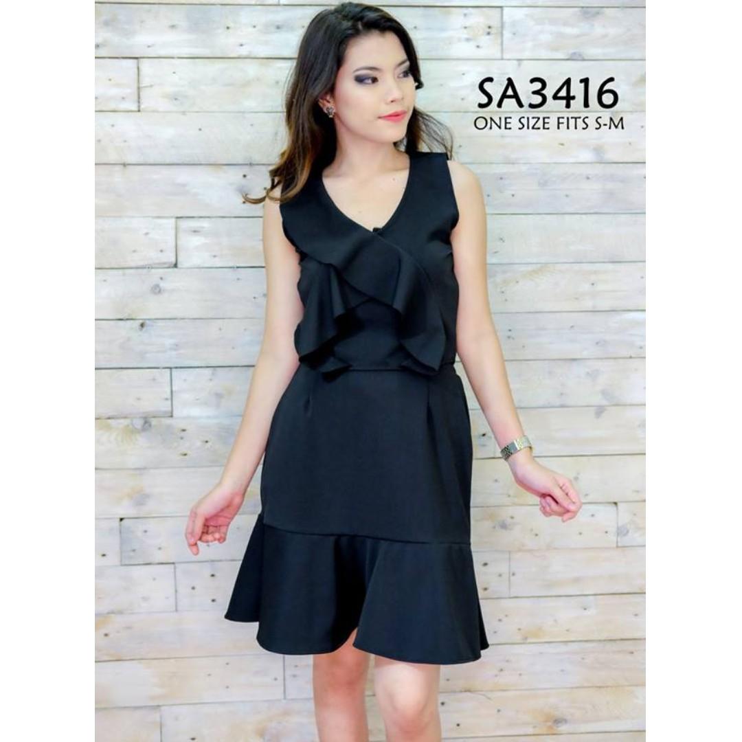 Ava SA3416 Dress