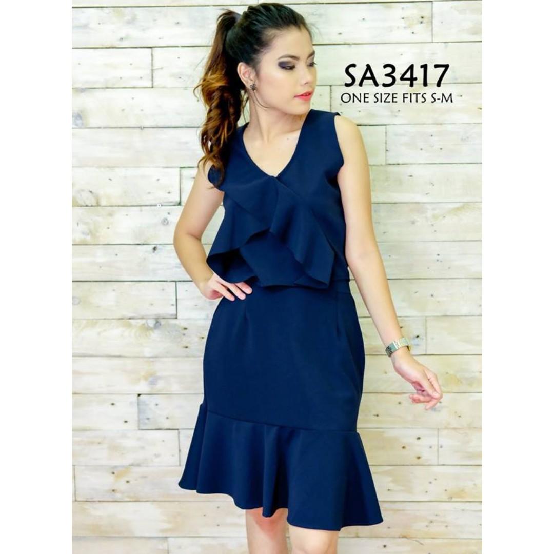 Ava SA3417 Dress