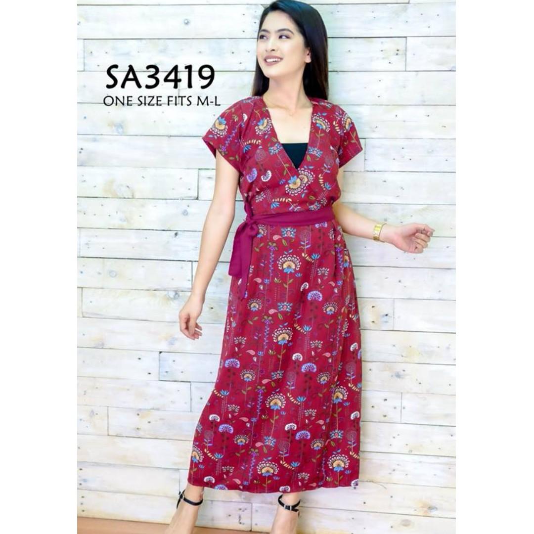 Penelope SA3419-23 Maxi dress