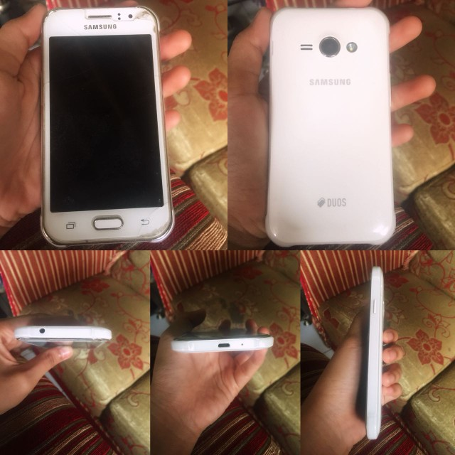 Samsung j1 fulset