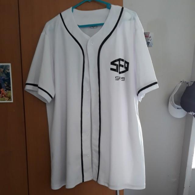 SF9 Baseball Jersey