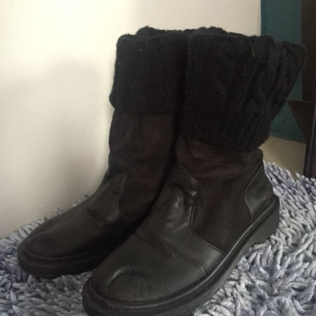 S&H Winter Boots