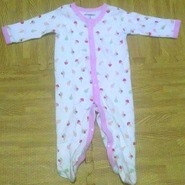 Sleepsuit Birds&Bees Original