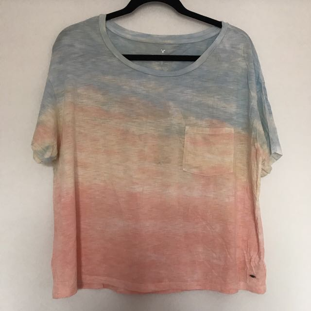 Soft and Sexy Tie Dye Tee