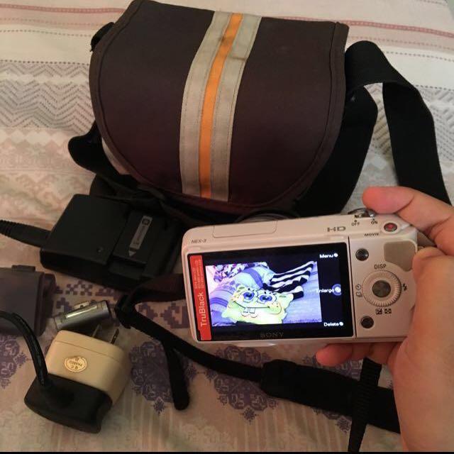 Sony NEX-3 HD