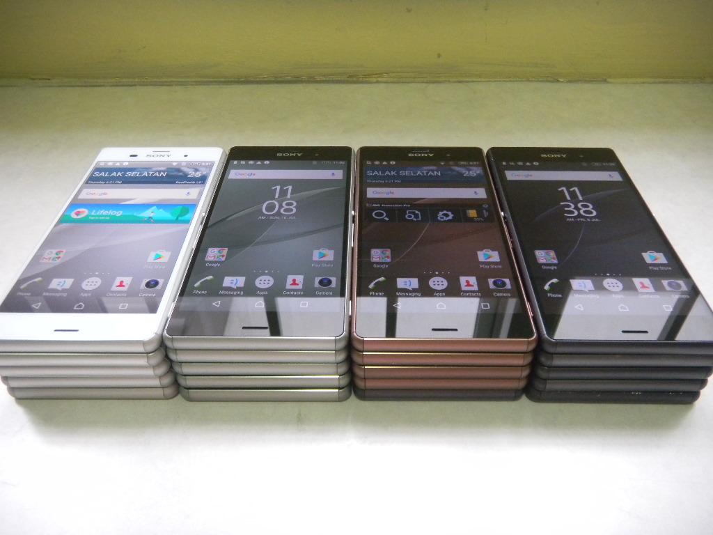 """Sony Xperia Z3, XReality 5.2""""_32/3Gb RAM_4G LTE_3100mAh"""