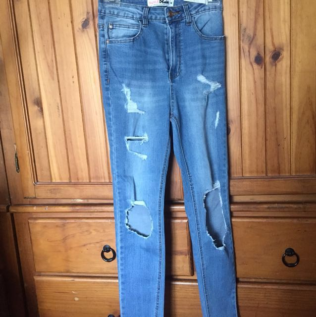 Supre highwaisted Jeans