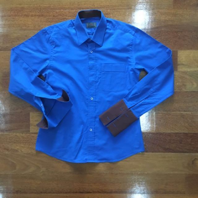 Tailor Made Oxford Cufflink Shirt