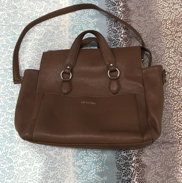 Tas Les catino with pouch