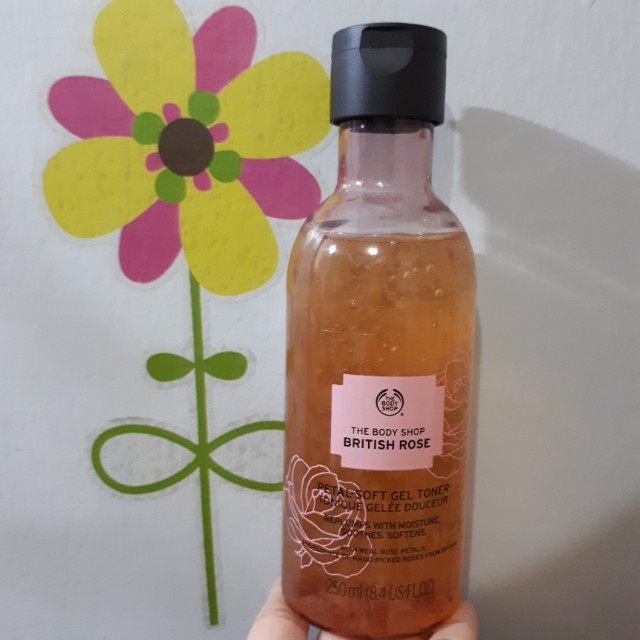 The Body Shop Petal-Soft Gel Toner