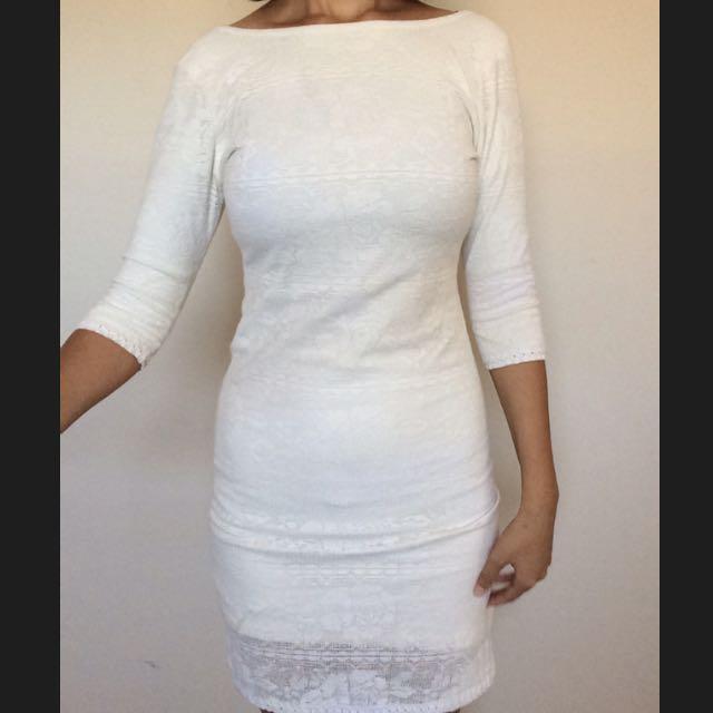 Tigerlily lace dress
