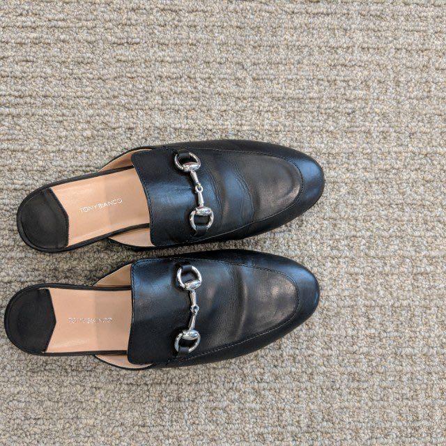 Tony Bianco  slip on loafers