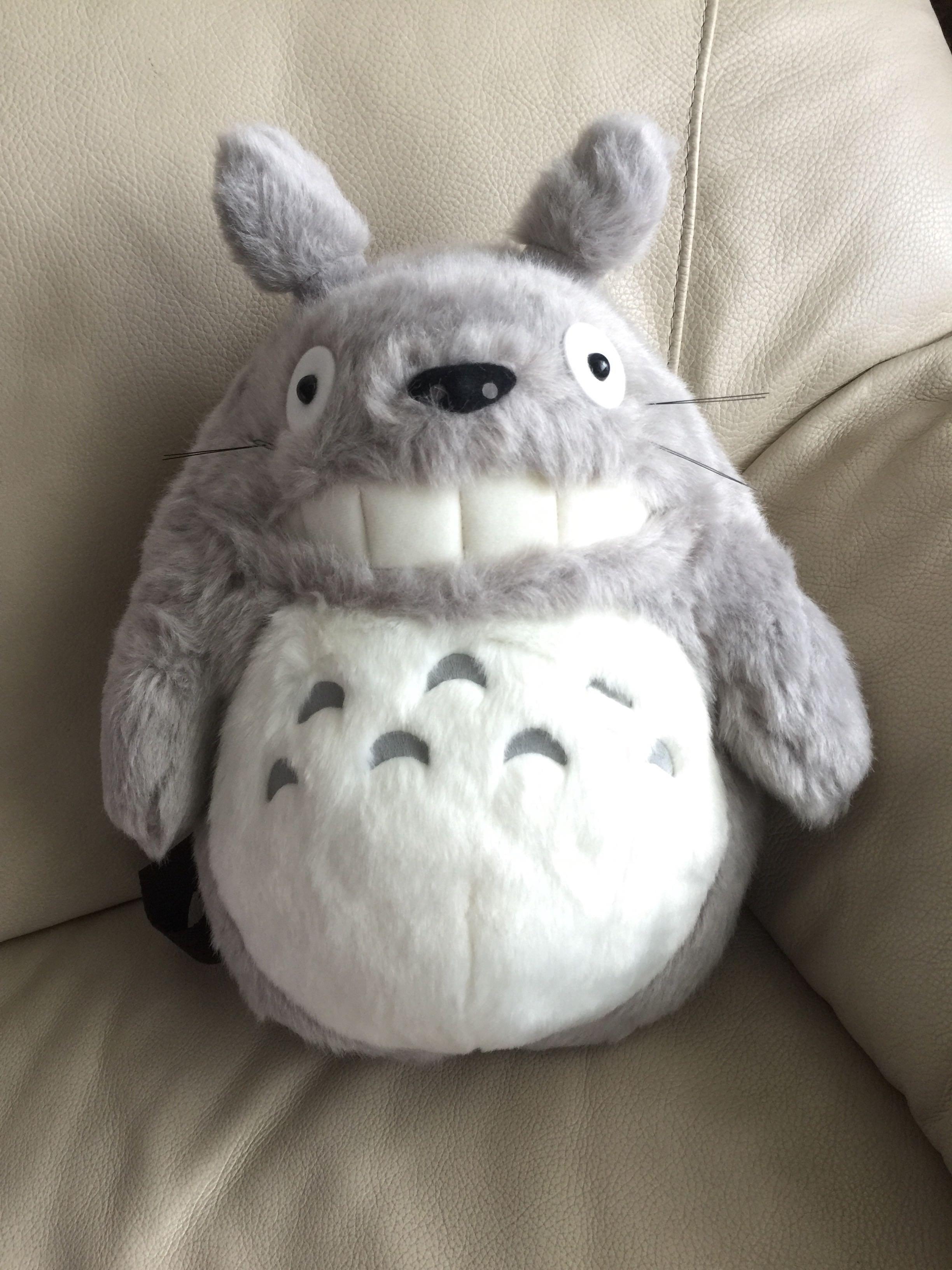 Totoro Bag Big Size Original Ghibli Tas Gendong
