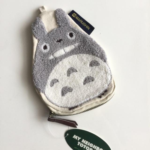 Totoro Studio Ghibli Original Pouch