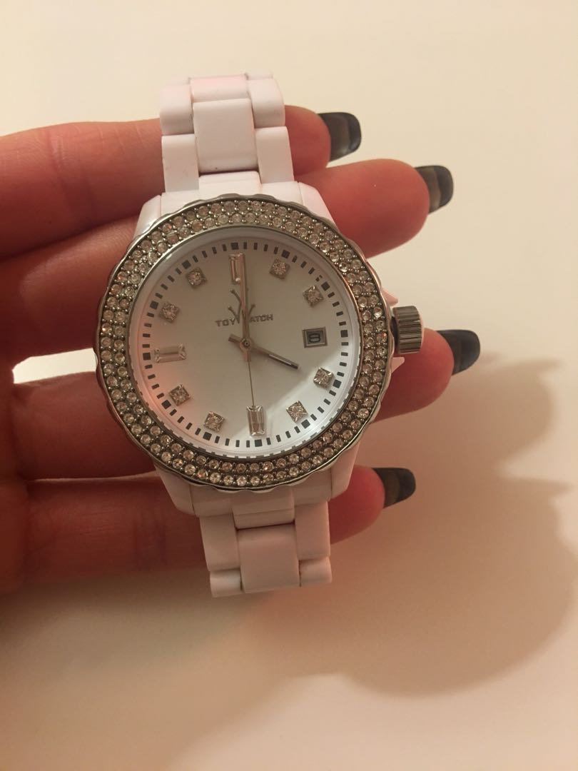 TOY WATCH- REAL DIAMONDS