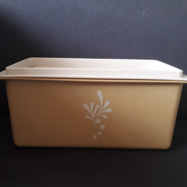 Tupperware Butter Container